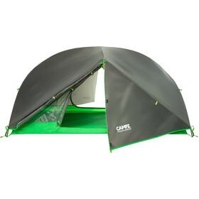 CAMPZ Lacanau 2P Telt, deep grey/orange